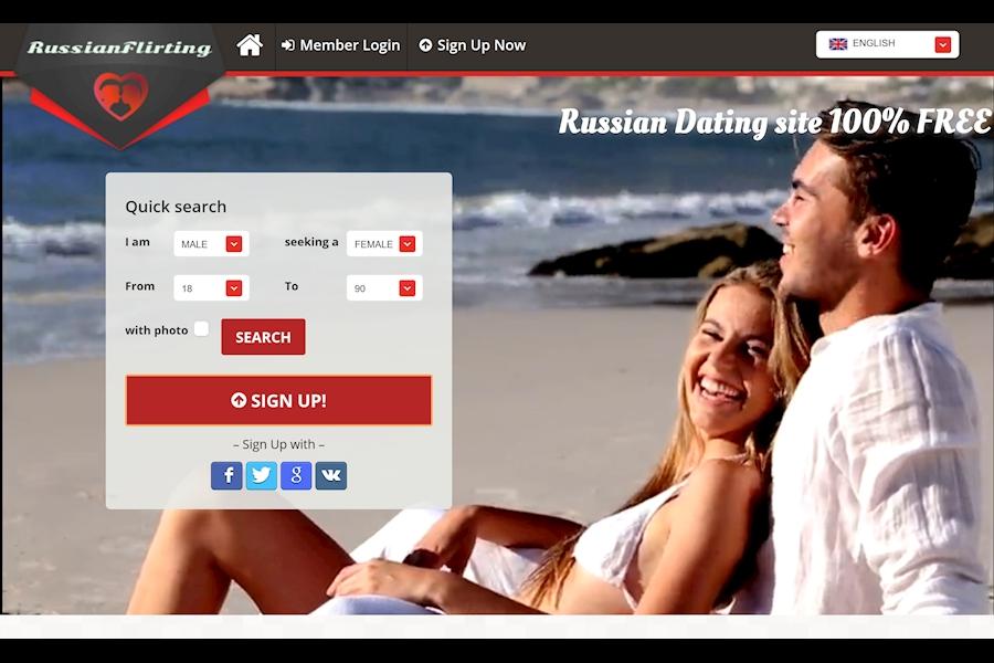 Russian Flirting Opiniones